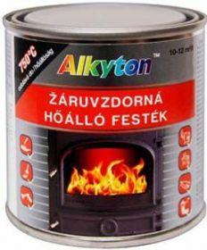 Alkyton žáruvzdorná stříbrná 750°C   278g