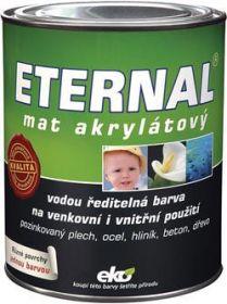 Eternal akrylátový matný 007 červenohnědá 0,7kg