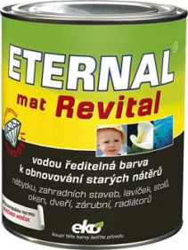 Eternal mat revital 201 bílá 0,7kg