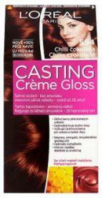 L'Oréal Paris Casting Creme Gloss 554 Chilli čokoláda