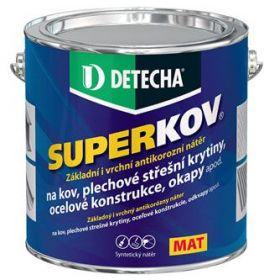 Detecha Superkov šedý 2,5kg