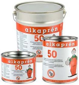 Alkaprén 50 lepidlo na savé nesavé povrchy 50ml