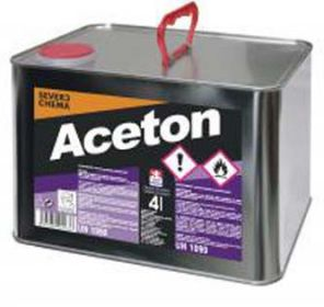 Aceton 4l