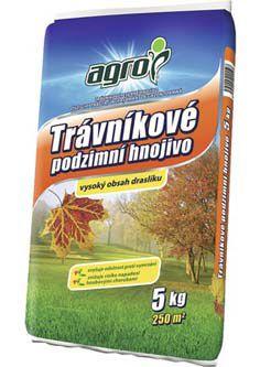 Agro podzimní trávníkové hnojivo 5kg