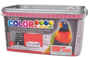 Colorline barevný 12 grafitová šedá 4kg