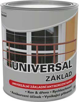 Dulux Universal základ S2000/0841 červeně hnědý 0,75l