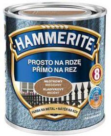 Hammerite kladívková měděná 0,7L