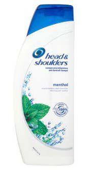 Head & Shoulders šampon Menthol 540ml