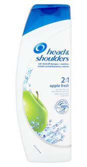 Head & Shoulders šampon 2v1 Apple 360ml