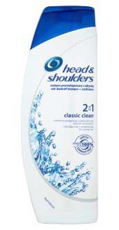 Head & Shoulders šampon 2v1 Clasic clean 360ml