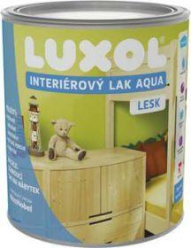 Luxol lak interier AQUA lesk 0,75l