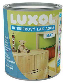 Luxol lak interier AQUA matný 0,75l