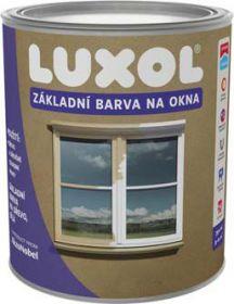 Luxol základ na okna 0100 bílý 0,75l