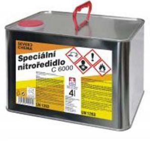 Nitroředidlo C 6000   4l