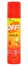 Off Active spray na komáry a klíšťata 100ml