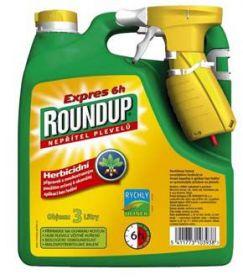 Roundup expres proti plevelům 3000ml