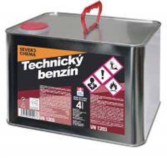 Technický benzín 4l
