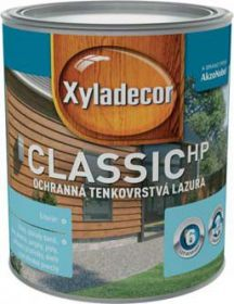 Xyladecor classic mahagon 0,75l