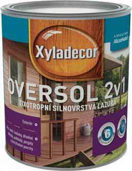 Xyladecor Oversol bílý krycí 0,75l