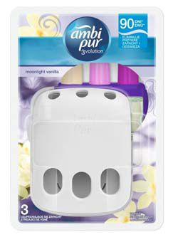 Ambi Pur 3volution Moonlight Vanilla 20ml - elektrický strojek