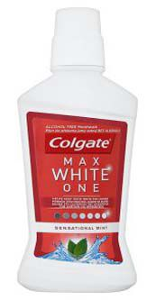 Colgate ústní voda Max white one 500ml