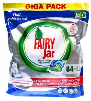 Jar Profi tablety do myčky Platinum 84ks