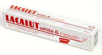 Lacalut zubní pasta White 75ml