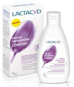 Lactacyd gel intimní mycí emulze Comfort 200ml