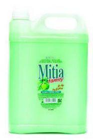 Mitia family tekuté mýdlo Apple 5l