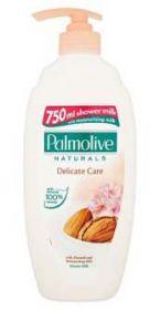 Palmolive sprchový gel almond milk pumpa 750ml