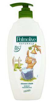 Palmolive sprchový gel Naturals Kids 750ml (pumpa)