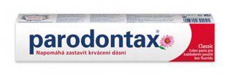 Parodontax zubní pasta Classic bez fluoru 75ml