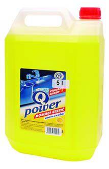 Q power čistič univerzální citron 5l
