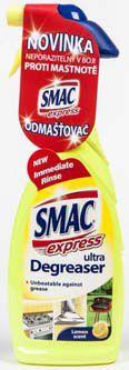 SMAC odmašťovač ultra silný citron 650ml