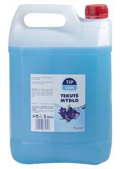 Tip Line tekuté mýdlo kanystr Fresh 5L