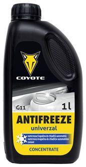 COYOTE Antifreeze UNIVERZAL - nemrznoucí směs do chladičů 1l