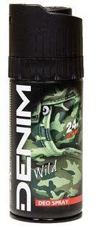 Denim deo spray Wild 150ml
