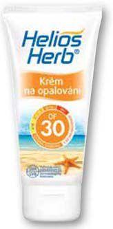 Helios herb krém na opalování OF30 75ml