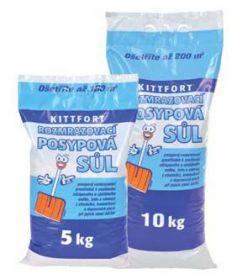 Posypová sůl kamenná (Kittfort) 10kg
