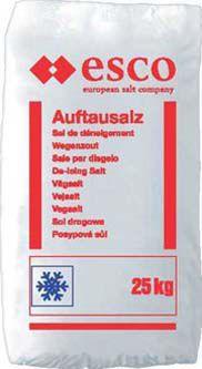 Posypová sůl kamenná (Kittfort) 25kg