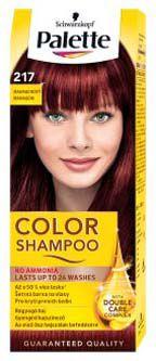 Schwarzkopf Palette color shampoo 217 mahagon