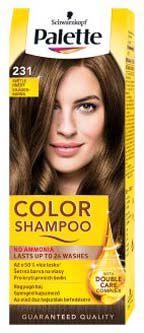 Schwarzkopf Palette color shampoo 231 světle hnědý