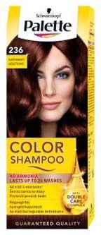 Schwarzkopf Palette color shampoo 236 kaštanový