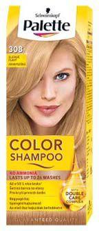 Schwarzkopf Palette color shampoo 308 zlatavě plavý