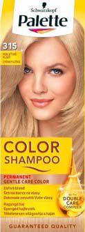 Schwarzkopf Palette color shampoo 315 Perleťově plavý