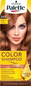 Schwarzkopf Palette color shampoo 317 oříškově plavý