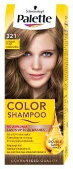 Schwarzkopf Palette color shampoo 321 středně plavý