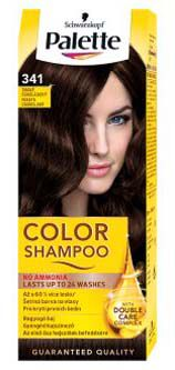 Schwarzkopf Palette color shampoo 341 čokoládový