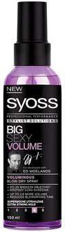Syoss spray Big Sexy Volume 150ml