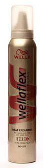 Wellaflex pěnové tužidlo č.5 Heat creations 200ml